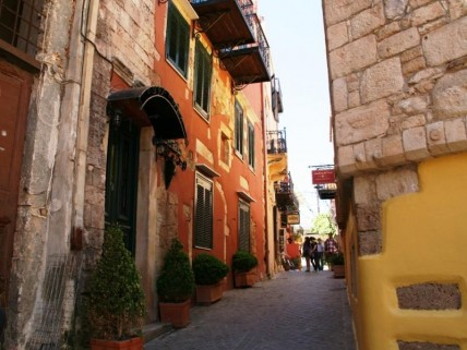 Charmerende byhus på Kreta