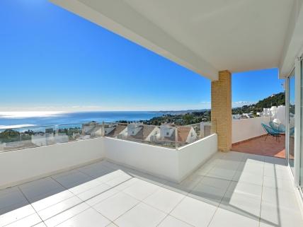 Nyopført luksusvilla, Costa del Sol