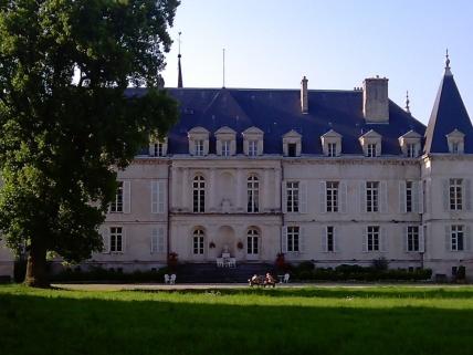 Slotslejlighed, nær Paris