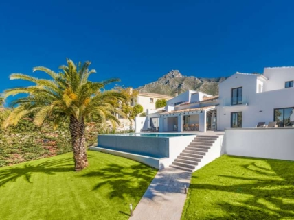 Luksusvilla i Marbella Hill Club