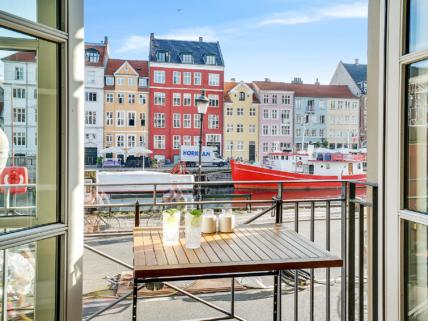 Luksuslejlighed i Nyhavn